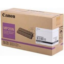 Canon Toner Noir MP 20N réf. 3708A006 pour imprimante MP 50. 60. 70. 80. 90