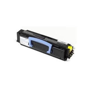 Cartouche de toner Dell 1700 Return Noir HC 6k (593-10042) pour imprimante Dell 1700, 1700n, 1710, 1710n