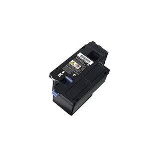 Cartouche de toner Dell C1660w (4G9HP) (7C6F7) Noir pour imprimante Dell C1660w