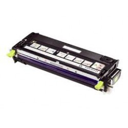 Cartouche de toner Dell 2145cn Jaune HC 5k (593-10371) pour imprimante Dell 2145cn