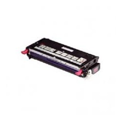 Cartouche de toner Dell 3130cn Magenta HC 9k (593-10292) pour imprimante Dell 3130cn