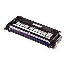 Cartouche de toner Dell 3130cn Noir HC 9k (593-10289) pour imprimante Dell 3130cn