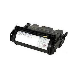 Cartouche de toner Dell M5200n Return Noir HC 18k (595-10002) pour imprimante Dell M5200n, W5300n