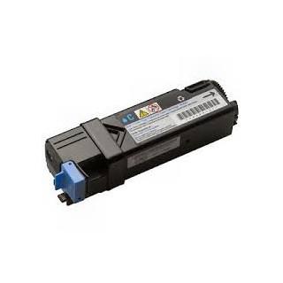 Cartouche de toner Dell 1320cn Cyan HC 2k (593-10259) pour imprimante Dell 1320c, 1320cn