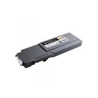 Cartouche de toner Dell C3760n Noir 11k XHC (593-11119) pour imprimante Dell C3760n, C3760dn, C3765dnf