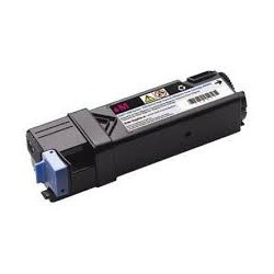 Cartouche de toner Dell 2150cn Magenta HC 2,5k (593-11033) pour imprimante Dell 2150cn, 2150cdn