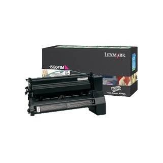 15G041M Toner Magenta pour imprimante Lexmark C752, C760, C762, X752e, X762e