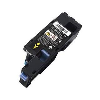 Cartouche de toner Dell C1660w (V53F6) Jaune pour imprimante Dell C1660w