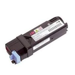 Cartouche de toner Dell 2150cn Magenta LC 1,2k (D6FXJ) pour imprimante Dell 2150cn, 2150cdn, 2155cn, 2155cdn