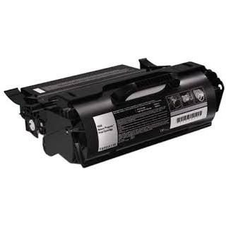 Cartouche de toner Dell 5230dn Return Noir LC 7k (593-11046) pour imprimante Dell 5230dn, 5350dn