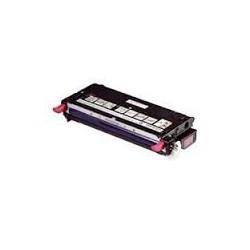 Cartouche de toner Dell 2145cn Magenta HC 5k (593-10370) pour imprimante Dell 2145cn