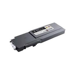 Cartouche de toner Dell C3760n Jaune 5k HC (593-11116) pour imprimante Dell C3760n, C3760dn, C3765dnf