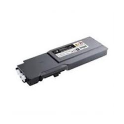 Cartouche de toner Dell C3760n Jaune 9k XHC (593-11120) pour imprimante Dell C3760n, C3760dn, C3765dnf