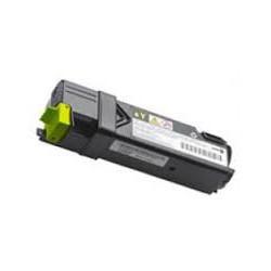 Cartouche de toner Dell 1320cn Jaune HC 2k (593-10260) pour imprimante Dell 1320c, 1320cn