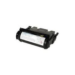 Cartouche de toner Dell M5200n Return Noir 12k LC (595-10000) pour imprimante Dell M5200n, W5300n