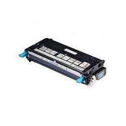 Cartouche de toner Dell 3110cn Cyan LC 4k (593-10166) pour imprimante Dell 3110cn, 3115cn