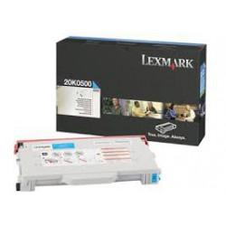 20K0500 Toner Cyan pour imprimante Lexmark C510/dn/dtn/n/tn