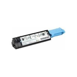 Cartouche de toner Dell 3010cn Cyan 2k (593-10155) pour imprimante Dell 3010cn