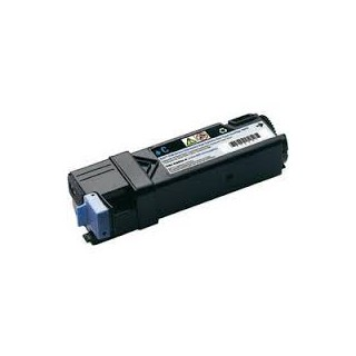 Cartouche de toner Dell 2150cn Cyan HC 2,5k (593-11041) pour imprimante Dell 2150cn, 2150cdn