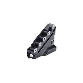 Récupérateur de toner Dell C37XX (593-BBEI) (NTYFD) (724-10355) (M20HF) pour imprimante Dell 3760, 3765, 2660, 2665