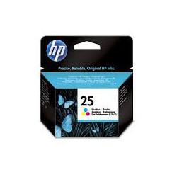 51625AE Encre 3 couleurs (Cyan, Jaune, Magenta) pour imprimante Deskjet 310 420