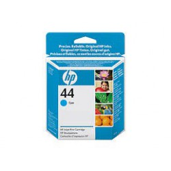 51644CE Encre Cyan (HP n° 44) pour traceur HP Designjet 230 330 430