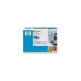 92298X Toner Noir (HP 98X) pour imprimante HP Laserjet 44M4+ 4M+55M5N
