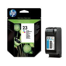 C1823DE Encre 3 Couleurs (HP N° 23) imprimante HP Deskjet 710 810 890
