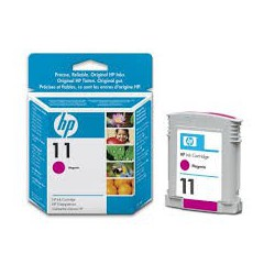 C4837AE Encre Magenta n° 11 pour imprimante et traceur HP