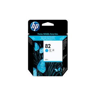 C4911A Encre imprimante HP n° 82 Cyan