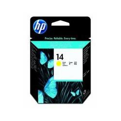 C4923AE Tête d'impression imprimante HP n° 14 Jaune