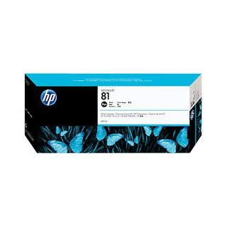 C4930 Encre Noir (HP n° 81) pour traceur HP Designjet 5000 5500