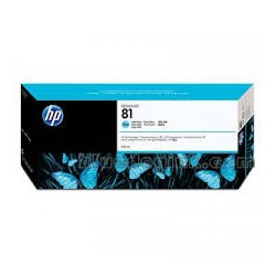 C4934A Encre Cyan Clair (HP n° 81) pour traceur HP Designjet 5000 5500