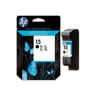 C6615DE Encre Noir (HP n° 15 ) pour imprimante HP Photosmart, Deskjet et Fax