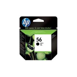 C6656AE Encre Noir (HP n° 56) imprimante HP Deskjet Officejet Photosmart