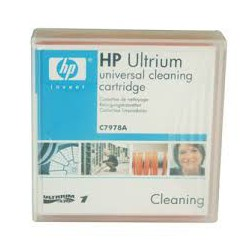 C7978A HP Ultrium universal cleaning Cartridge 15 cycles de nettoyage