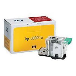 C8091A Cartouche de recharge d'agraphes imprimante laser HP Séries M, 4000, 9000
