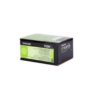70C20K0 Toner Noir pour imprimante Lexmark CS310, CS410, CS510