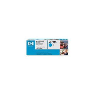 C9701A Toner Cyan imprimante HP Color Laserjet 1500 et 2500