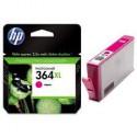 CB324EE Encre Magenta (HP n° 364XL) imprimante HP Photosmart 7320 7510 7520
