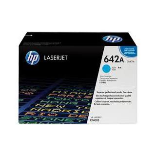 CB401A Toner Cyan (HP 642A) imprimante HP Laserjet CP4005