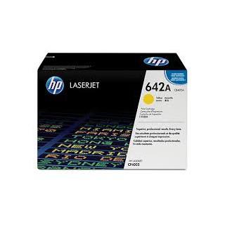 CB402A Toner Jaune imprimante HP Laserjet CP4005