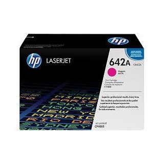 CB403A Toner Magenta imprimante HP Laserjet CP4005
