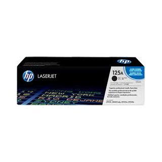 CB540A Toner Noir imprimante HP Color Laserjet CP1215 CP1515 CM1300 CM1312