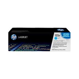 CB541A Toner Cyan imprimante HP Color Laserjet CP1215 CP1515 CM1300 CM1312
