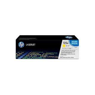 CB542A Toner Jaune imprimante HP Color Laserjet CP1215 CP1515 CM1300 CM1312
