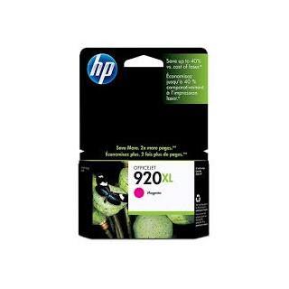 CD973AE Encre HP n°920 Magenta imprimante HP Officejet 6500