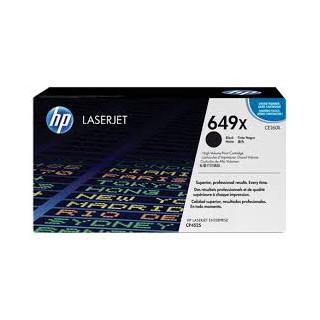 CE260X Toner Noir imprimante HP Color Laserjet CP4525