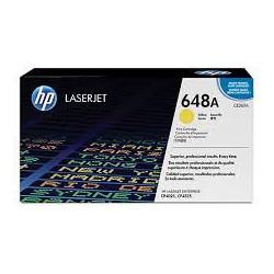 CE262A Toner Jaune imprimante HP Color Laserjet CP4525