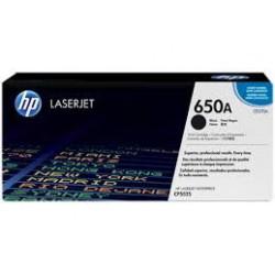 CE270A Toner Noir imprimante HP Color Laserjet Entreprise CP5525 M750